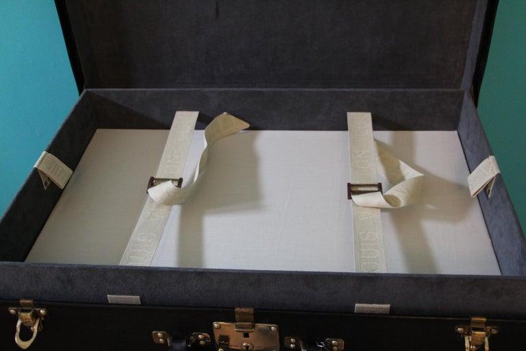 Black Louis Vuitton Alzer 65 Suitcase Louis Vuitton Suitcase Louis Vuitton Trunk For Sale 6