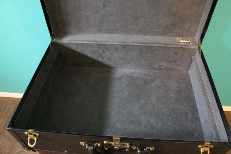 Black Louis Vuitton Alzer 65 Suitcase Louis Vuitton Suitcase Louis Vuitton Trunk For Sale 7