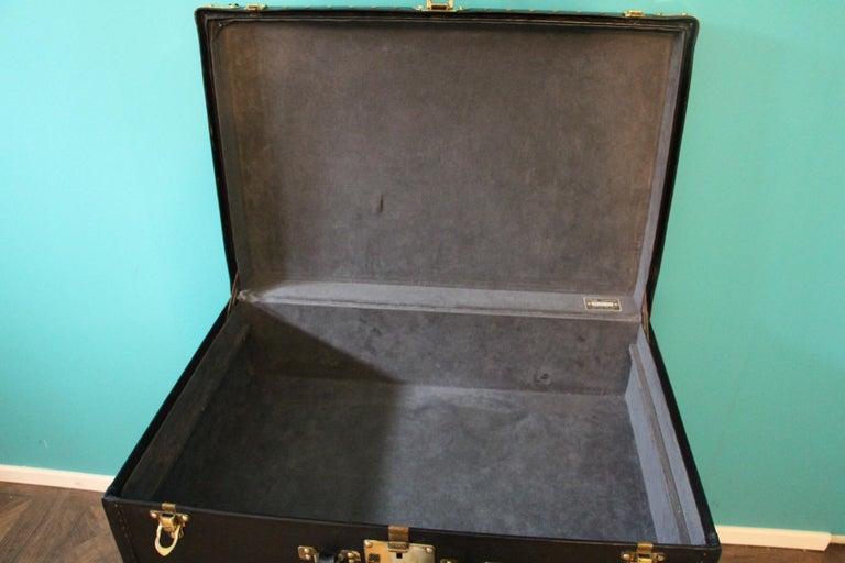 Black Louis Vuitton Alzer 65 Suitcase Louis Vuitton Suitcase Louis Vuitton Trunk For Sale 10