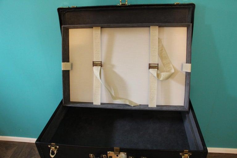 Black Louis Vuitton Alzer 65 Suitcase Louis Vuitton Suitcase Louis Vuitton Trunk For Sale 11