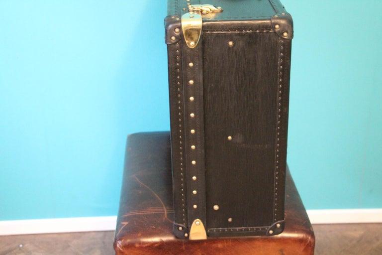 Black Louis Vuitton Alzer 65 Suitcase Louis Vuitton Suitcase Louis Vuitton Trunk For Sale 1