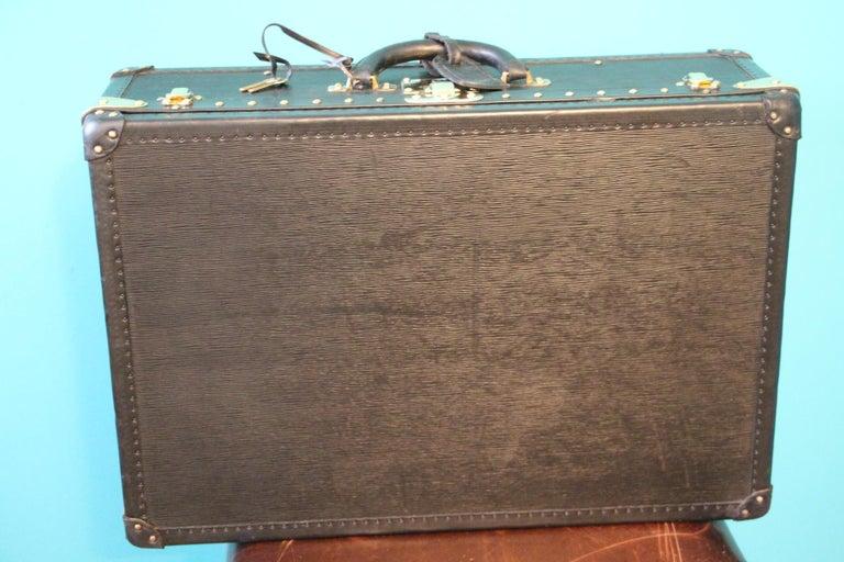 Black Louis Vuitton Alzer 65 Suitcase Louis Vuitton Suitcase Louis Vuitton Trunk For Sale 2