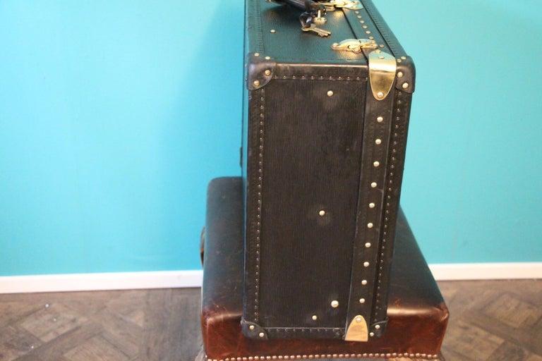 Black Louis Vuitton Alzer 65 Suitcase Louis Vuitton Suitcase Louis Vuitton Trunk For Sale 3