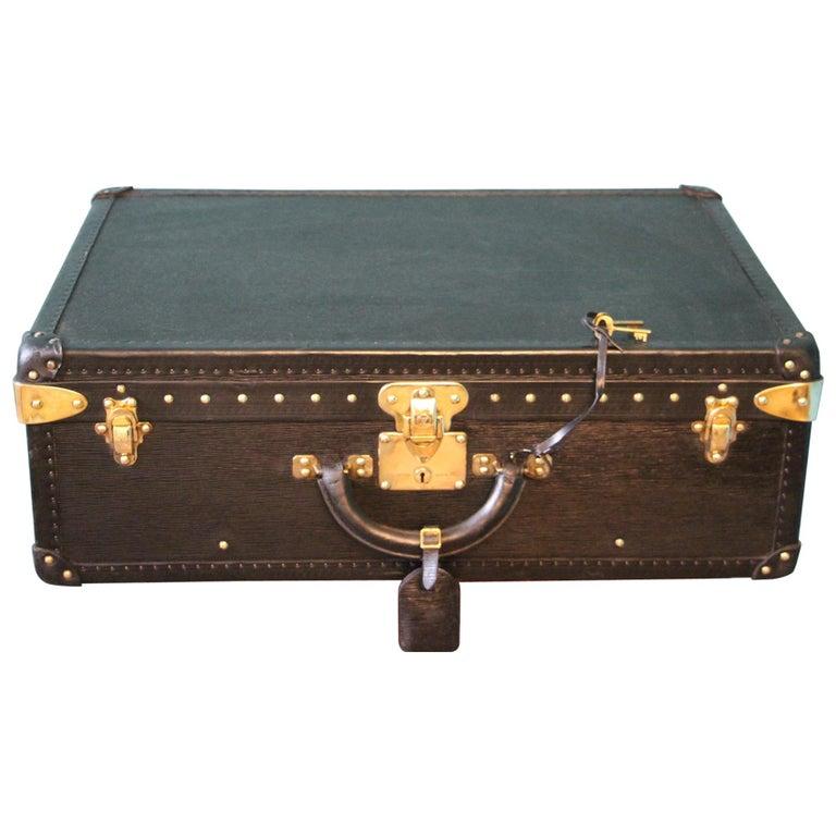 Black Louis Vuitton Alzer 65 Suitcase Louis Vuitton Suitcase Louis Vuitton Trunk For Sale