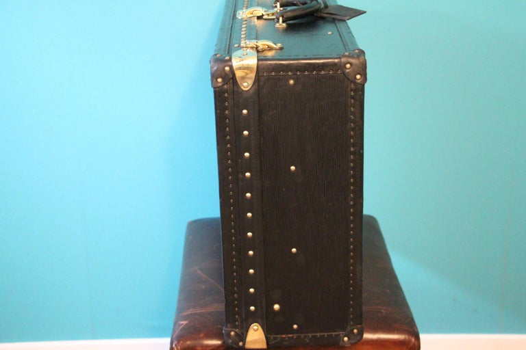 Black Louis Vuitton Alzer 70 Suitcase Louis Vuitton Suitcase Louis Vuitton Trunk For Sale 4