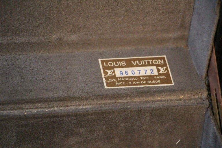 Black Louis Vuitton Alzer 70 Suitcase Louis Vuitton Suitcase Louis Vuitton Trunk For Sale 11