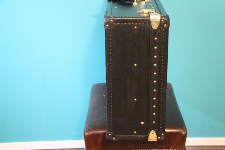 Black Louis Vuitton Alzer 70 Suitcase Louis Vuitton Suitcase Louis Vuitton Trunk For Sale 2