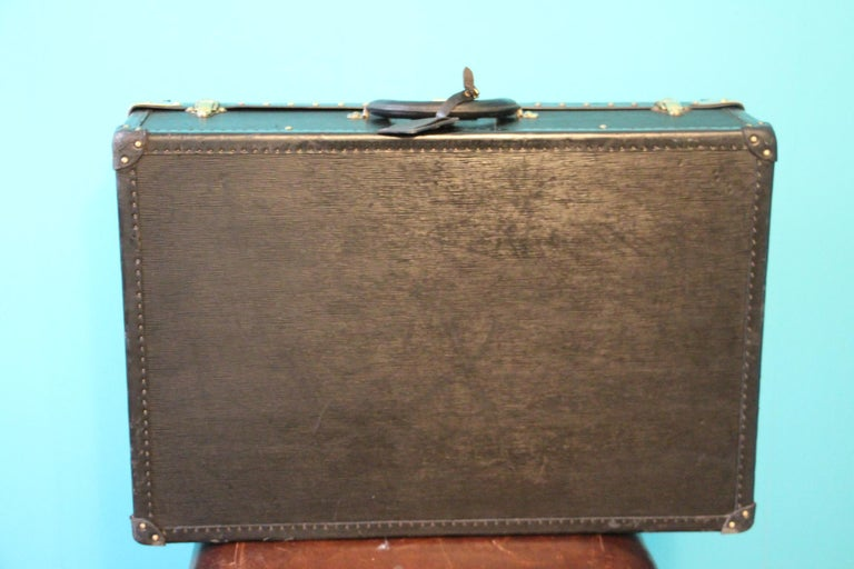 Black Louis Vuitton Alzer 70 Suitcase Louis Vuitton Suitcase Louis Vuitton Trunk For Sale 3