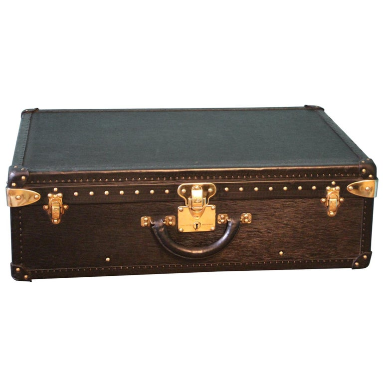 Black Louis Vuitton Alzer 70 Suitcase Louis Vuitton Suitcase Louis Vuitton Trunk For Sale