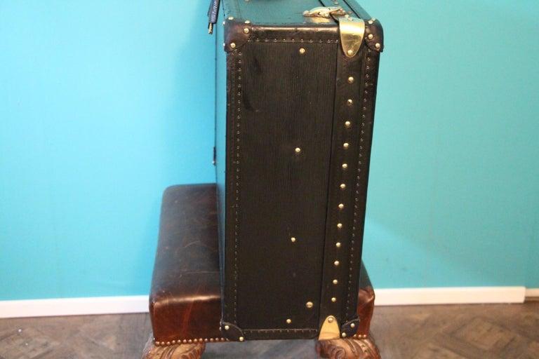 Black Louis Vuitton Alzer 80 Suitcase Louis Vuitton Suitcase Louis Vuitton Trunk For Sale 5