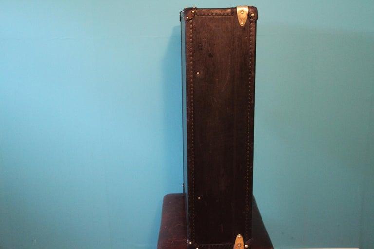 Black Louis Vuitton Alzer 80 Suitcase Louis Vuitton Suitcase Louis Vuitton Trunk For Sale 6