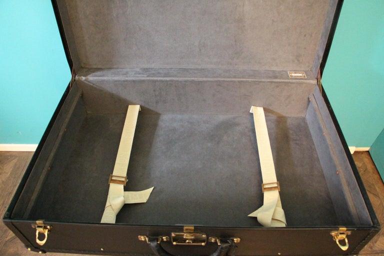 Black Louis Vuitton Alzer 80 Suitcase Louis Vuitton Suitcase Louis Vuitton Trunk For Sale 9
