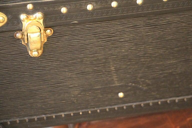 Brass Black Louis Vuitton Alzer 80 Suitcase Louis Vuitton Suitcase Louis Vuitton Trunk For Sale