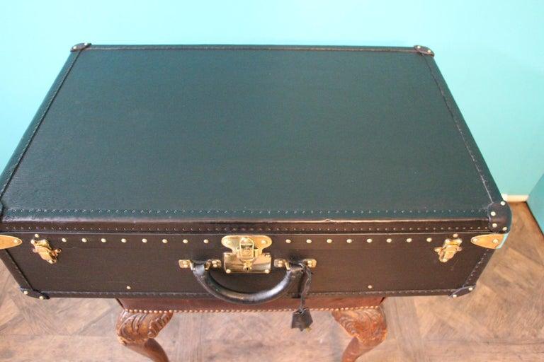 Black Louis Vuitton Alzer 80 Suitcase Louis Vuitton Suitcase Louis Vuitton Trunk For Sale 1