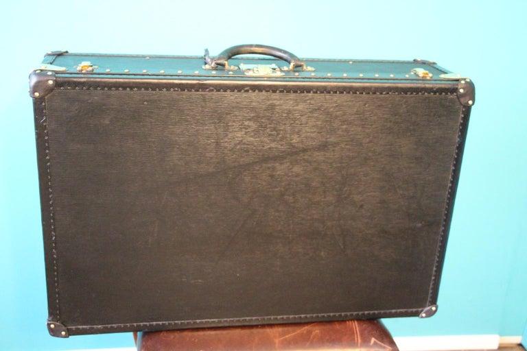 Black Louis Vuitton Alzer 80 Suitcase Louis Vuitton Suitcase Louis Vuitton Trunk For Sale 2