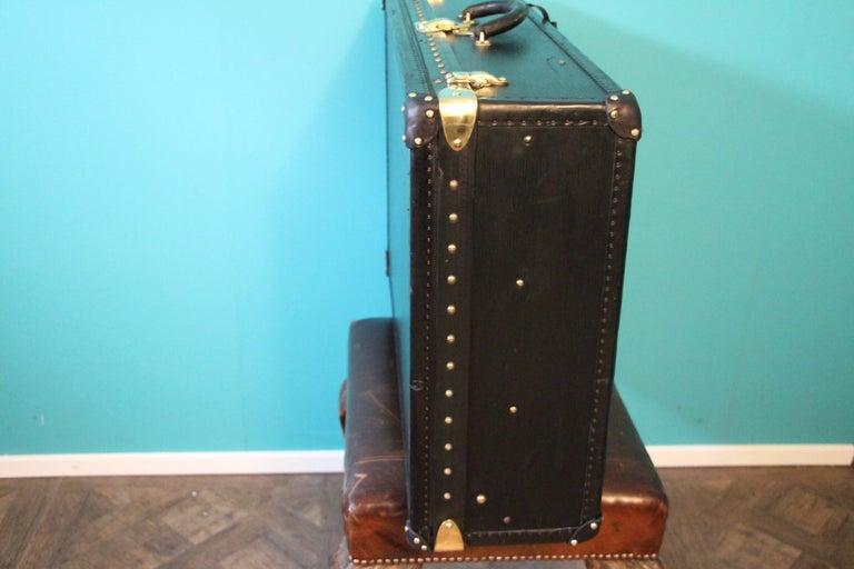 Black Louis Vuitton Alzer 80 Suitcase Louis Vuitton Suitcase Louis Vuitton Trunk For Sale 3