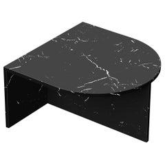 "Black Marble ""Fifty Oblong"" Coffee Table, Sebastian Scherer"
