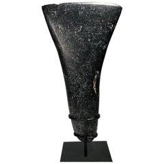 Black Marble Prehistoric Western Asiatic Ceremonial Axe