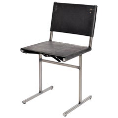 Black Memento Chair, Jesse Sanderson