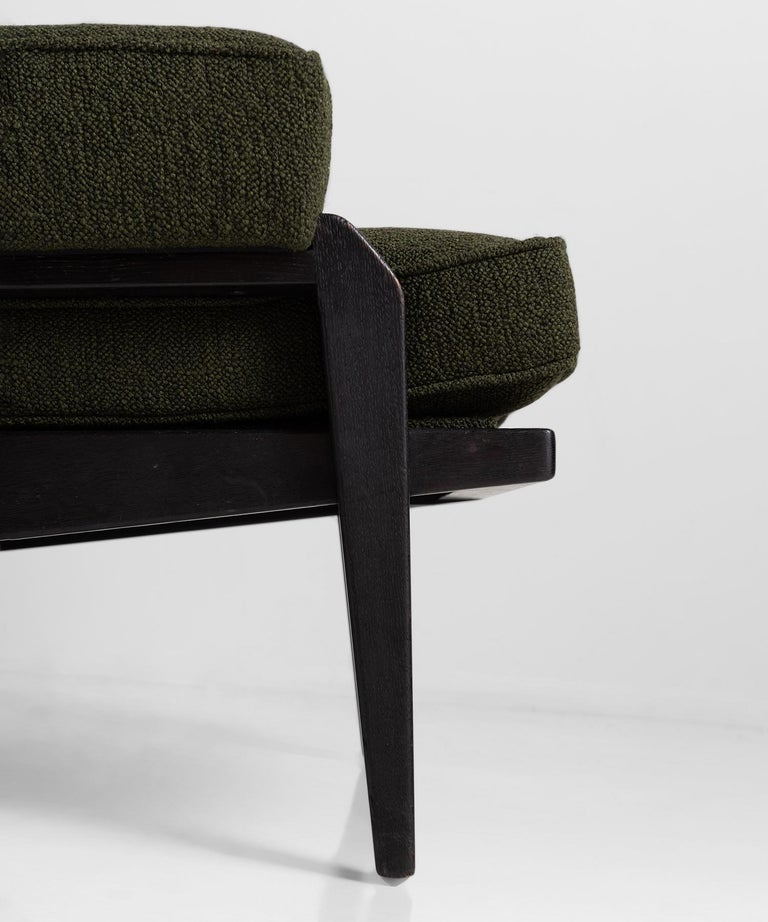 20th Century Black Midcentury Armchairs For Sale