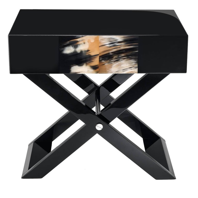 Black Nightstand For Sale