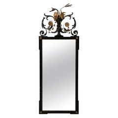 Black Pier Mirror