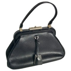 Black Prada Mini Doctors Bag