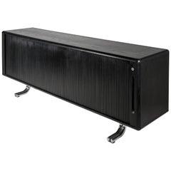 Black Sideboard by Sitag Swissform, 1970s