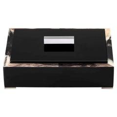 Black Small Storage Box