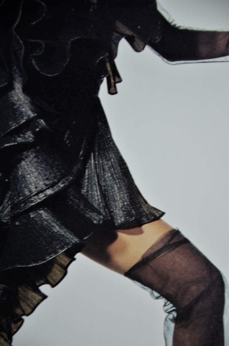 Black & White Quad-Tone Photo-Engraving, Irving Penn, Issey Miyake Fashion, NYC For Sale 10