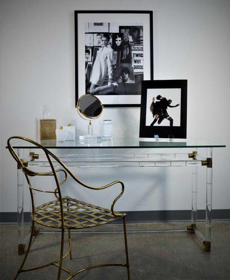 Black & White Quad-Tone Photo-Engraving, Irving Penn, Issey Miyake Fashion, NYC For Sale 13