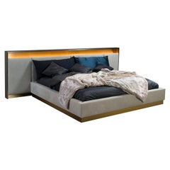 Blackgold, Bed 'Headboard and Springboard'
