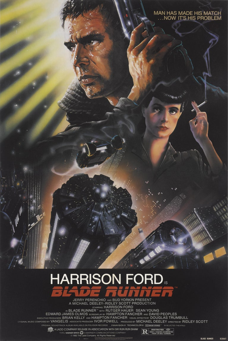 Late 20th Century Blade Runner For Sale