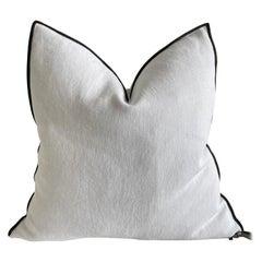 Blanc French Linen Pillow