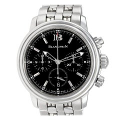 Blancpain Chronograph Flyback 2185-1130-53B, Case, Certified and Warranty