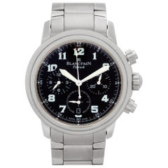 Blancpain Chronograph Flyback 2185F-1130-71, Certified