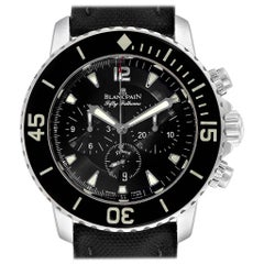 Blancpain Fifty Fathoms Flyback Chronograph Men's Watch 5085F