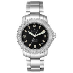 Blancpain Fifty Fathoms Specialties Divers Steel Men's Watch 2200
