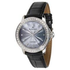 Blancpain Leman 2102 Women's Watch in Stainless Steel