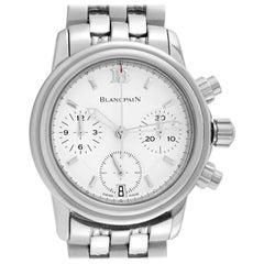 Blancpain Leman 2527 Stainless Steel Auto Watch