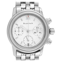 Blancpain Leman 2527, White Dial, Certified and Warranty