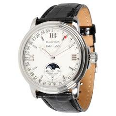 Blancpain LeMan 2763.1127A,11 Men's Watch in Stainless Steel