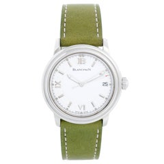 Blancpain Leman Ultra Slim 2100 Automatic Mens Watch