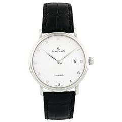 Blancpain Villeret 6223-1127-55 Men's Watch Original Box and Papers