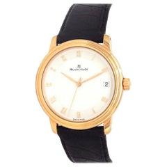 Blancpain Villeret Ultra Slim 18 Karat Gold Men's Watch Automatic 1158-3642-55