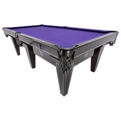 Blatt Billiards Handcrafted, The Broadway Pool Table