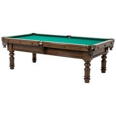 Blatt Billiards Oxford Pool Table