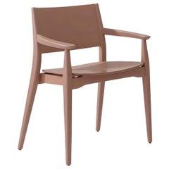 Blazer 630 Salmon Chair by Emilio Nanni