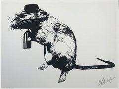The Street Artist's Paraphernalia