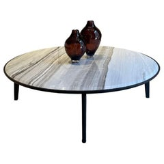 Blend Marble Coffee Table Giorgetti Designed By Carlo Colombo